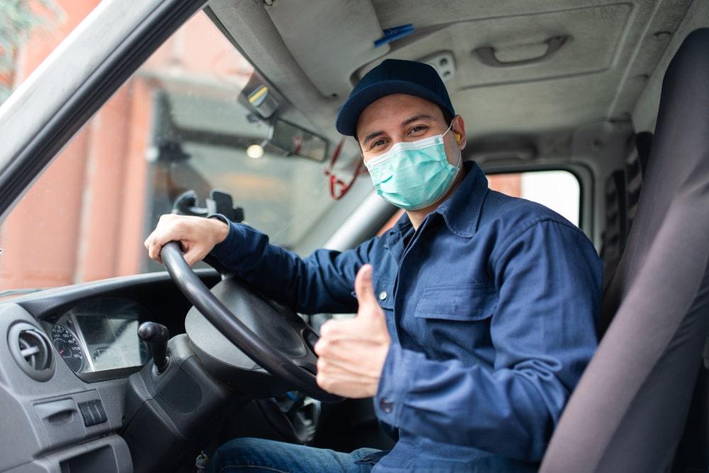 transporte a domicilio productos de limpieza en málaga